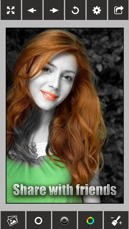 Selective Color Effects Pro - Recolor Editor to Paint Grayscale & Splash FX to Pictures screenshot-4