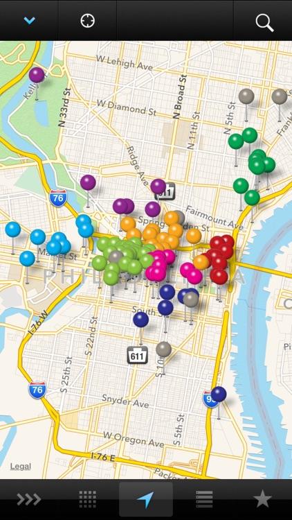 Philadelphia: Wallpaper* City Guide screenshot-3