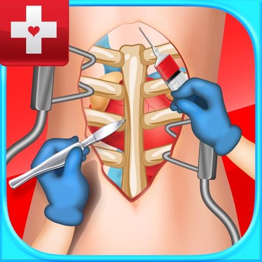 Mega Surgery Simulator  - Crazy Operation Games FREE