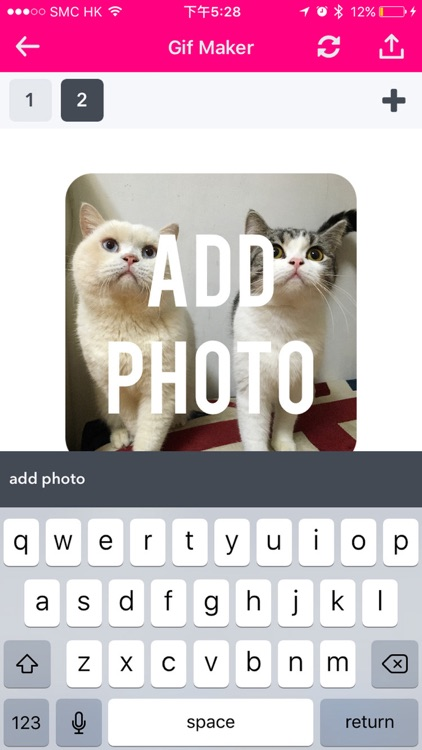 Gif Maker - Create Gif Stickers & Video with Text, Emoji & Images