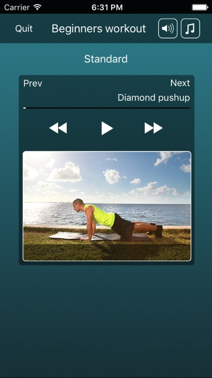 Push up Pro - Fitness Workouts for Upper Strength screenshot-3