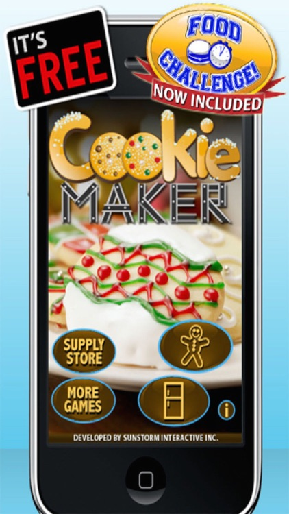 Cookie Maker screenshot-0