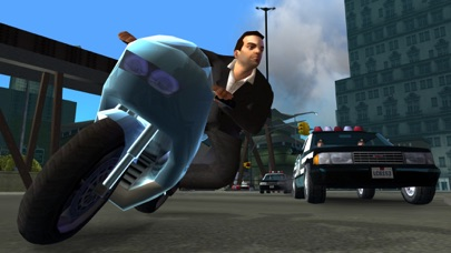 Screenshot for GTA: Liberty City Stories in Sweden App Store