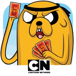 ‎Card Wars - Adventure Time Card Game