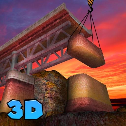 Bridge Builder: Crane Driving Simulator 3D Full By Games