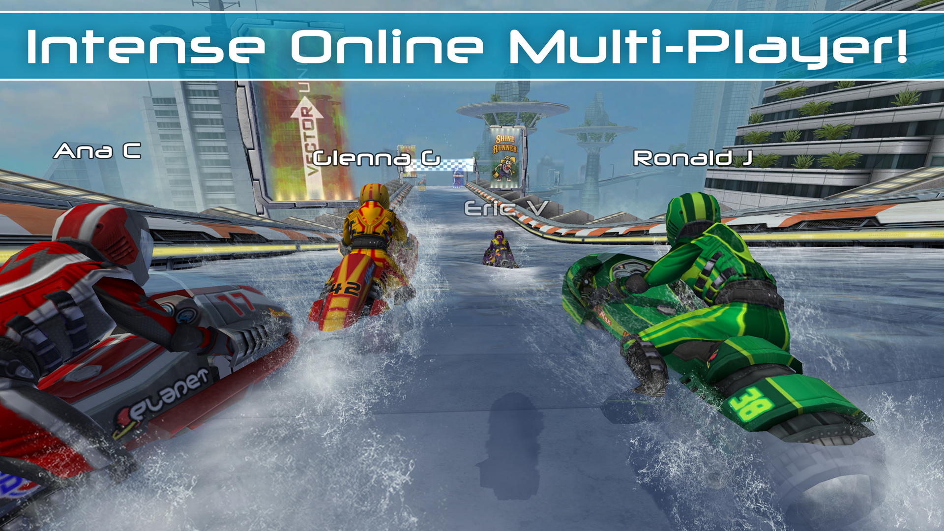 Riptide GP2 screenshot 13