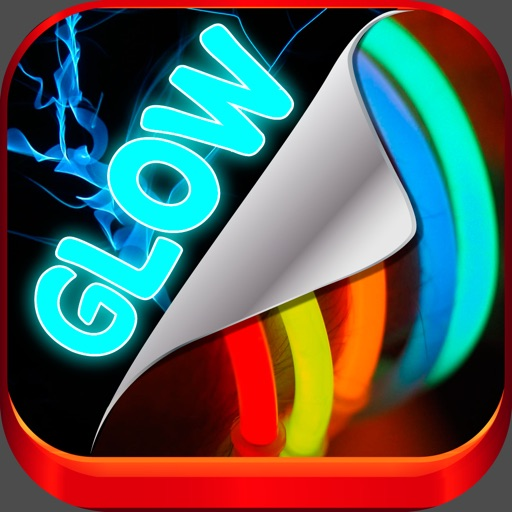 Glow Wallpapers and Backgrounds – Colorful Neon Picture.s for Custom Home & Lock Screen