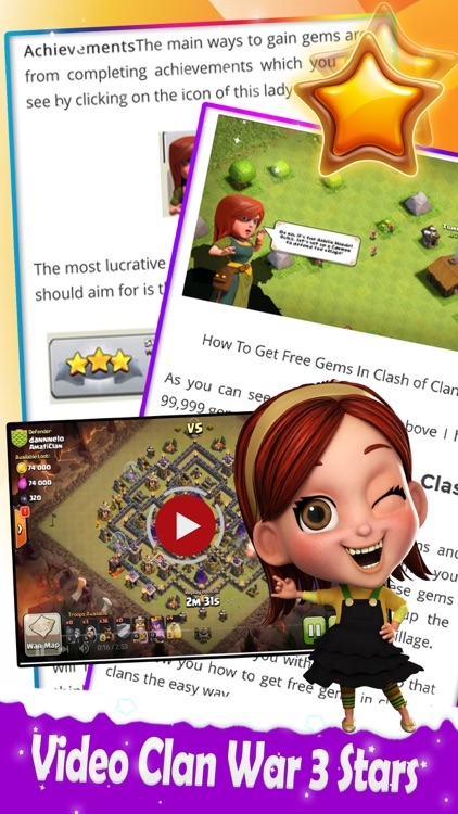 Guide for Clash of Clans - New Video, Tips screenshot-3