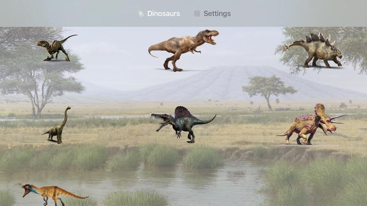Explore Dinosaurs 3D