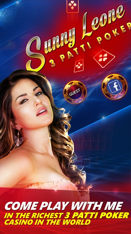Teen Patti PartyPoker with Sunny Leone screenshot-4