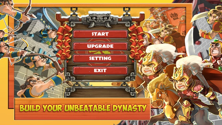 Dynasty Kingdoms Civil War screenshot-0