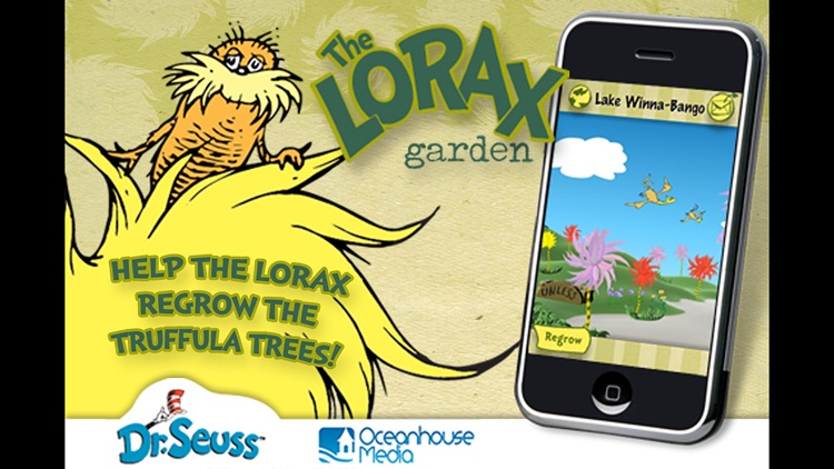 Lorax Garden screenshot-0