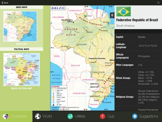 World atlas and maps hd app price drops screenshot 4 for world atlas and maps hd gumiabroncs Gallery