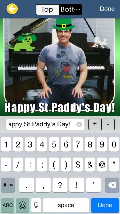St Paddy's Stickers screenshot-3