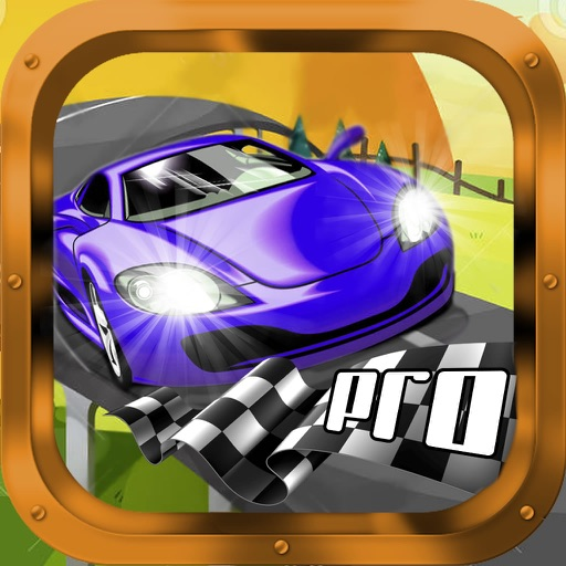 A Wild Race Pro - Superhero Hill Climbing Car icon