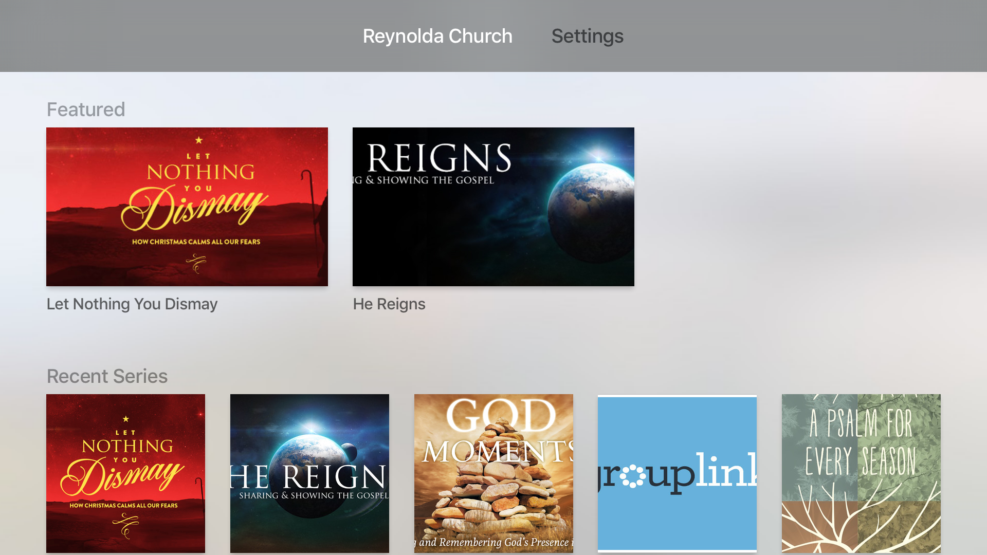Reynolda Church screenshot 10