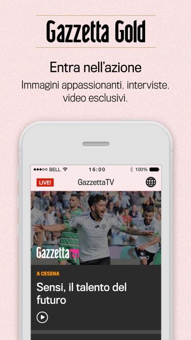 Gazzetta Gold review screenshots