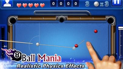 8 Ball Mania screenshot two
