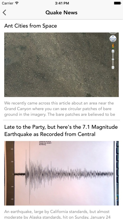 Earthquake Alert Monitor & USGS Quake Tracker