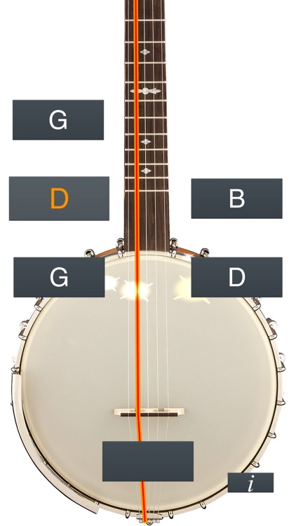 Banjo Tuner Simple screenshot-1