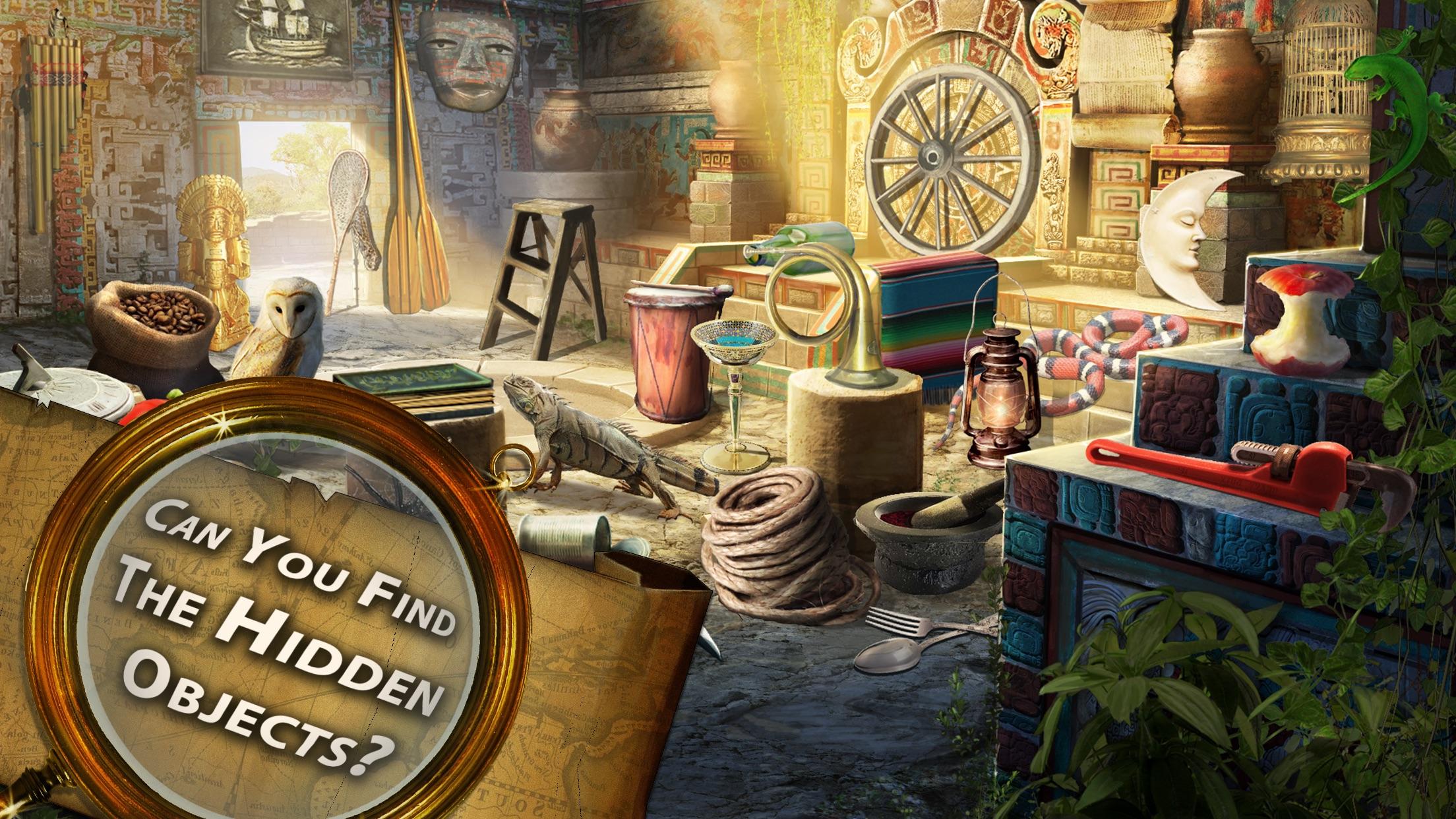 Secret Passages: Hidden Objects Screenshot
