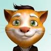 聪明的吉米猫:真正会说话,我的人工智能宠物,不是汤姆猫,安吉拉和金杰猫