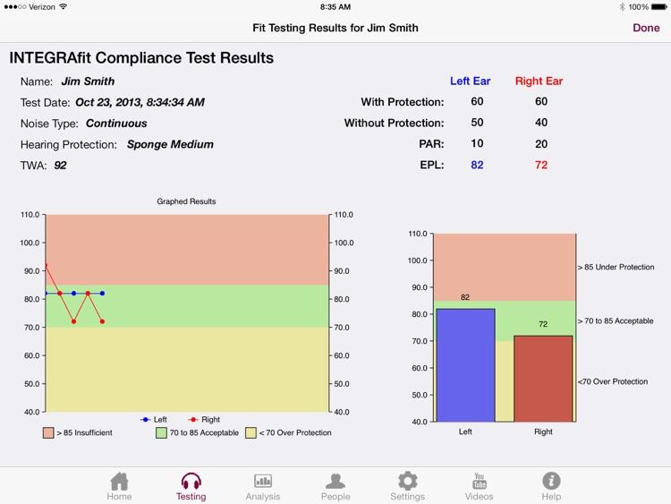 INTEGRAfit screenshot-3