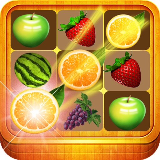 Crazy Fruit Matching
