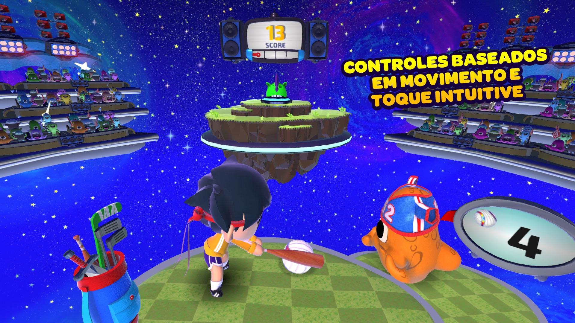 Screenshot do app Beat Sports
