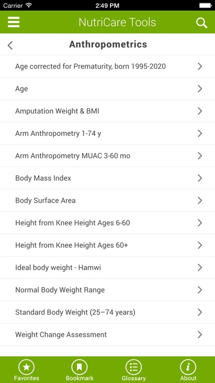 NutriCare Tools screenshot-1