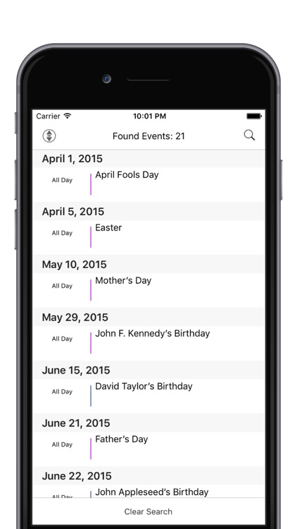 Find Events Free