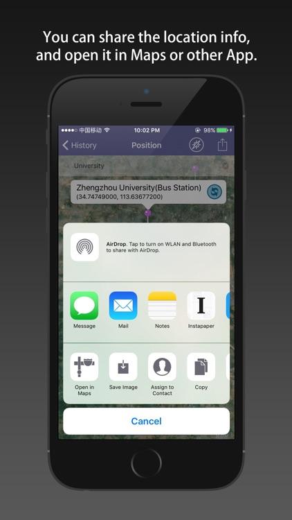 LatLon Convertor screenshot-4