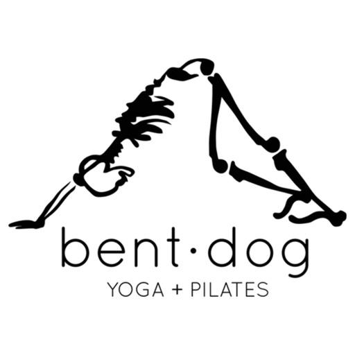 Bent Dog Yoga icon