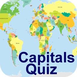 Countries & Capitals Quiz Worldwide