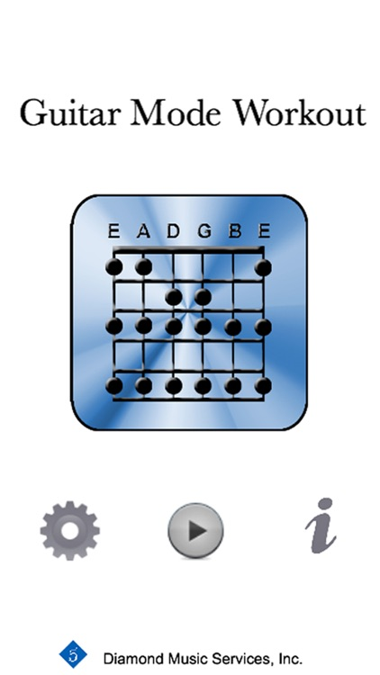 Guitar Mode Workout