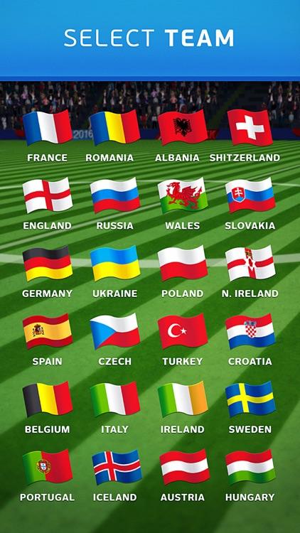 Free Kick - Euro 2016 Edition France screenshot-3
