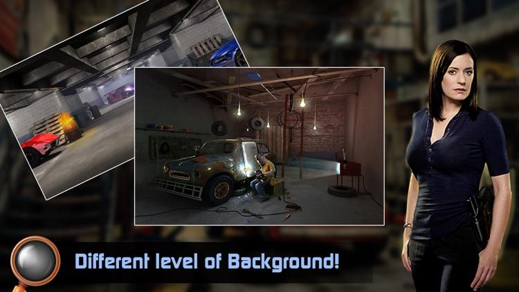 Hidden Mystery Garage Items: Find Secret Object Clues & Agendas screenshot-4