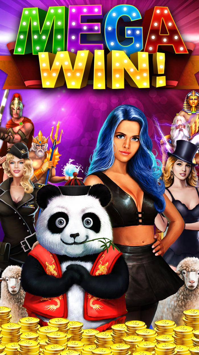 Vegas Slot Machines : Free Slots Casino With Huge Rewards Screenshot