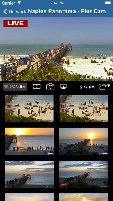 Webcams earthcam by earthcam inc ios united states screenshots gumiabroncs Gallery