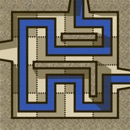 Alcazar Puzzle