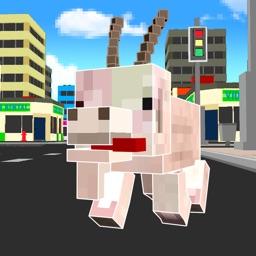 Cube Goat Simulator 3D Full