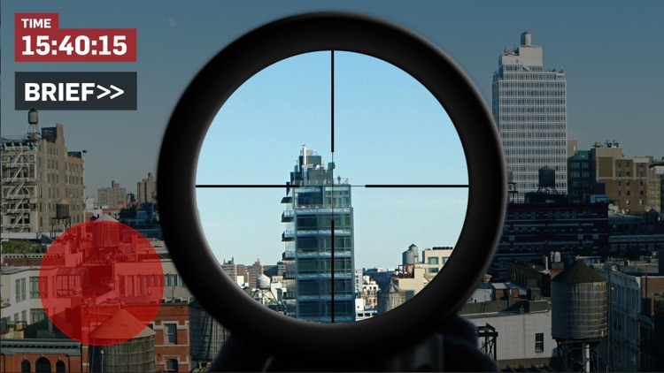 Sniper Hitman - Shooting Game