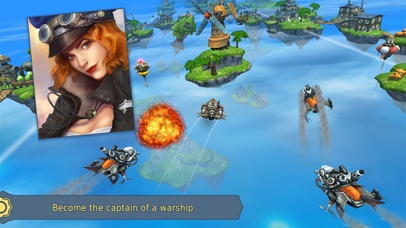 Sky to Fly: Faster Than Wind 3D screenshot 1