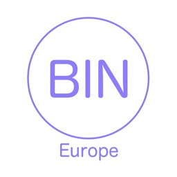 BIN Database for Europe