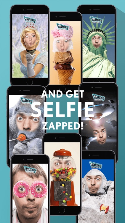 Selfie Zap: Face Montage Photo Costume Maker Booth screenshot-4