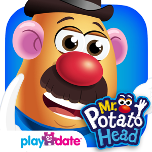 Mr. Potato Head: School Rush app