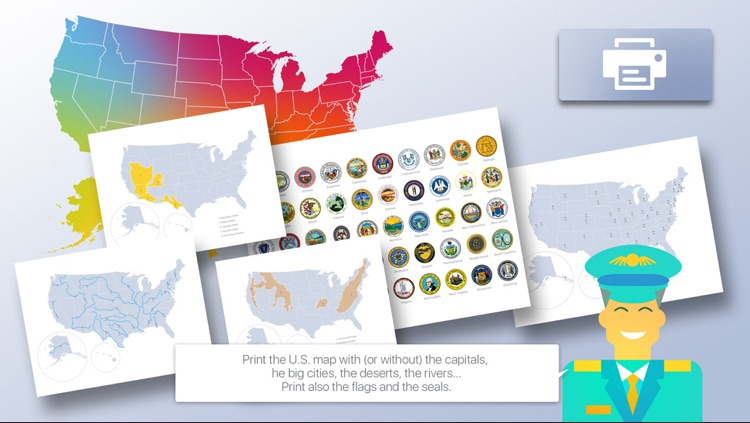 GeoKids USA screenshot-4