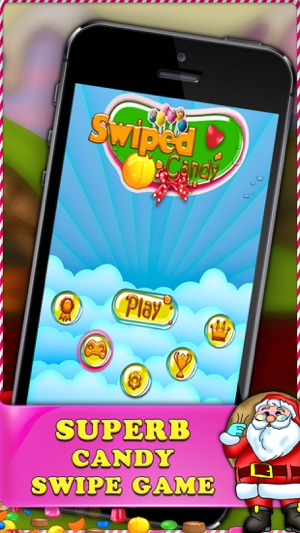 swiped candy on the app store