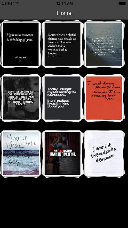 Thinking of You Quotes screenshot-3