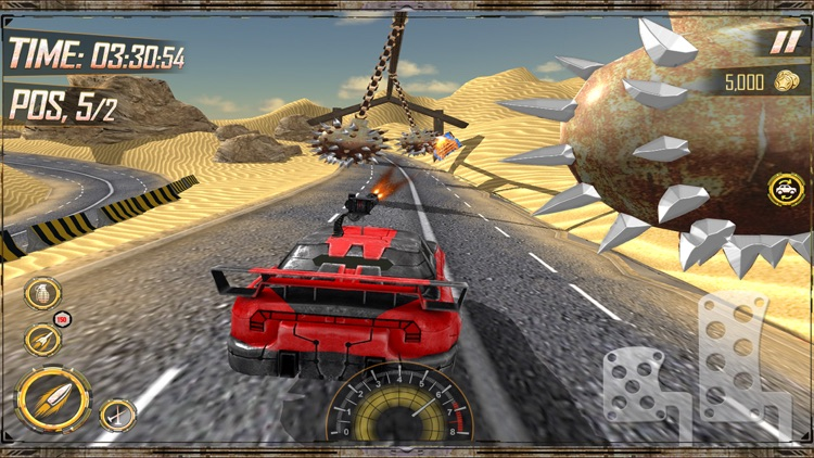 Furious Death Race 3D – Cars Combat Kills Rally Racing